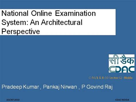 Online Exam |authorstream