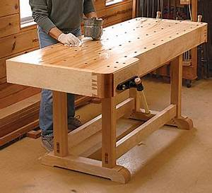 Woodworking Workbench Plans : Do You Like Working With