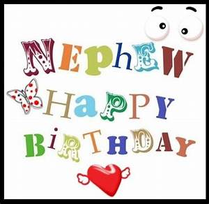 Best wishes for a Nephew for his Birthday Day