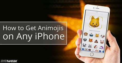 how to get iphone how to get animojis on any iphone