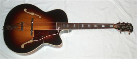 Vintage Guitars, SWEDEN - 1959 Levin Model 330.