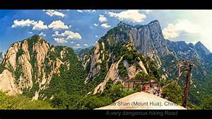 Top 10 Best Hiking Trails in the World - YouTube