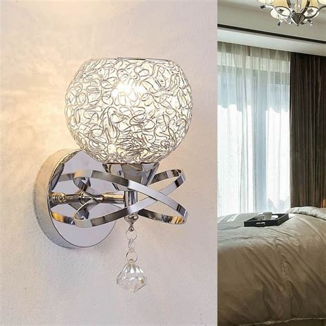 1000 ideas about bedside wall lights on