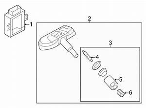 Audi Q5 Tire Pressure Monitoring System Control Module - 8k0907273a