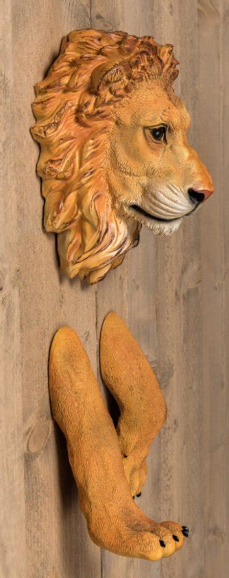 bolcom muurdecoratie kieboo kinderkamer leeuw
