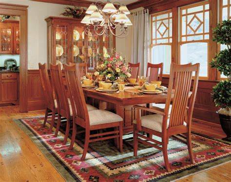Bob Timberlake Living Room Furniture by Arts And Crafts Inspired Dining Room Using Bob Timberlake