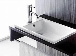 Gäste Wc Waschtisch Set : badm bel set g ste wc top mit waschbecken unterschrank spiegel 75cm ~ Markanthonyermac.com Haus und Dekorationen