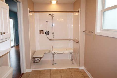 handicap bathroom design lakewood ohio tamer construction