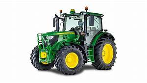 John Deere 6120m Tractor Maintenance Guide  U0026 Parts List