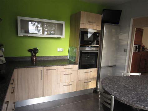 meuble de cuisine design meuble haut cuisine vitre