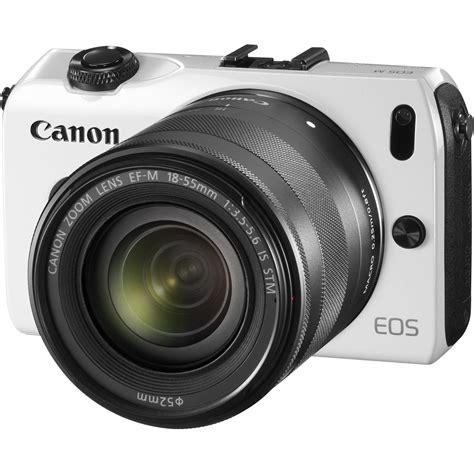 canon eos  mirrorless digital camera  ef   mm bh