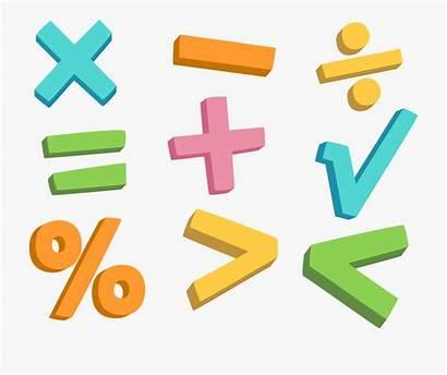 Math Symbol Clip Signos Matematica Imagenes Clipart