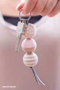 DIY Wooden Key Chain