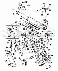Savage Mark Ii Parts Diagram
