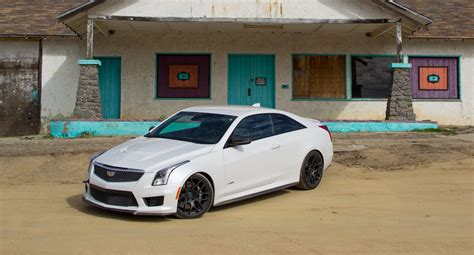 renick performance cadillac ats  coupe gm authority