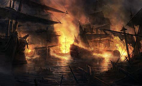 fantasy art digital art ship boat drawing wallpapers