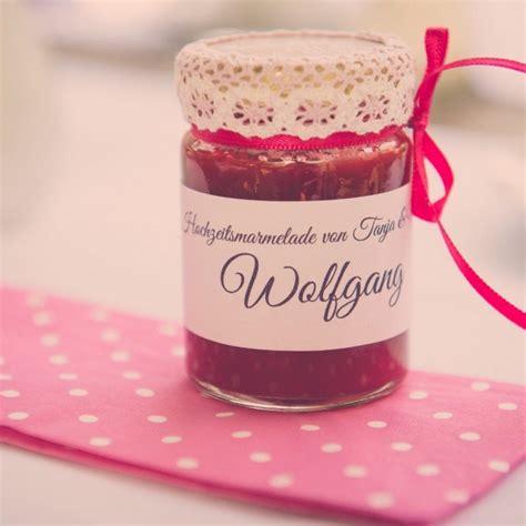 selbstgemachte marmelade als gastgeschenk sweeties