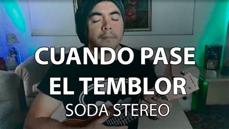 Cuando Pase El Temblor (ukelele Cover Por Roberto Rubio