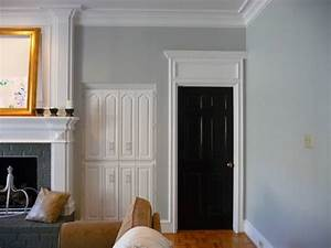 30 black interior and exterior doors creating brighter for Interior trim and door color ideas