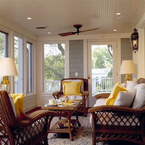 porch sunroom ideas front porch designs seating karenefoley porch and