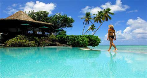 pacific resort aitutaki  cook islands honeymoon