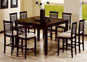 Küchen Und Esszimmerstühle : st ck esszimmer sets f r runde und quadratische tabelle ~ Watch28wear.com Haus und Dekorationen