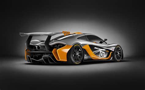 2018 Mclaren P1 Gtr Design Concept 2 Wallpaper Hd Car