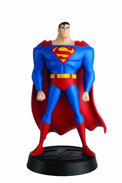 Superman Toy Fair Justice League Animated Eaglemoss