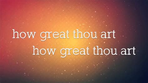 How Great Thou Art W/lyrics (phil Wickham Graphic Arts Books Art Classes Wellington New Zealand Tattoo Expo School Of Visual And Performing Kenyatta University Sword Online Bloopers Qualicum Beach Technician Salary Club College