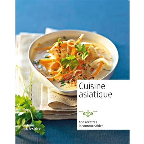 livre cuisine asiatique editions