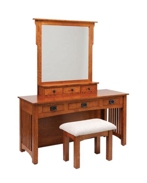 60 bathroom vanity mission vanity dressing table from dutchcrafters amish