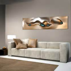wandbild fã r wohnzimmer wandbild exklusiv glassteine beige silber 200x50cm