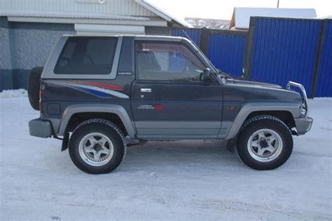 1994 daihatsu rocky for sale