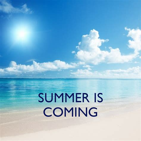 Summer Is Coming  Keep Calm And Carry On Image Generator