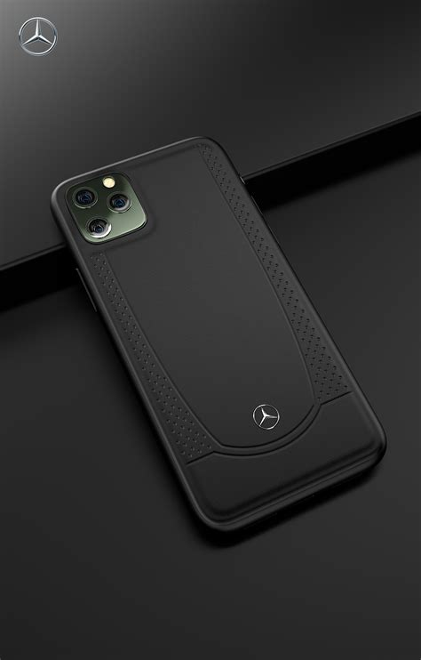 Mercedes Benz ® Apple iPhone 11 Pro Max Urban Collection