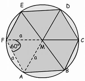 Fläche Sechseck Berechnen : das regelm ige sechseck ~ Themetempest.com Abrechnung