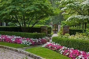 17 meilleures idees a propos de bordures de jardin de With exemple de jardin de maison