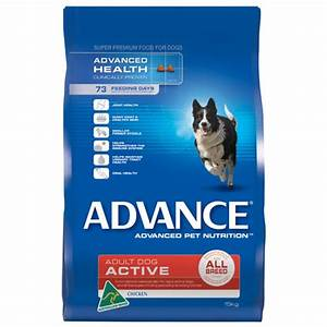 Btw spray your spraying solutions advance active dog for Akc dog food