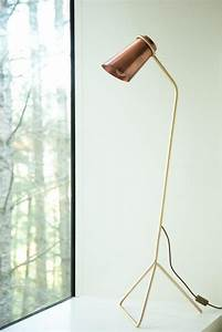 currently coveting strand copper lamps lighting design With copper floor lamp ireland