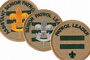 About Boy Scouting's required positions of responsibility