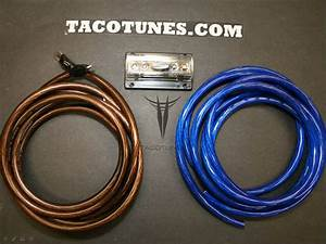 Alpine Dual Pdx Amp And Wiring Installation Kit From