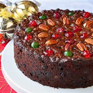 40 Christmas Cake Recipes - All About Christmas