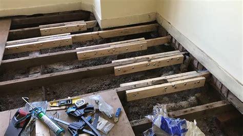 Floor trusses create a superior floor system. 8 Pics Floor Joist Repair Plates And View - Alqu Blog