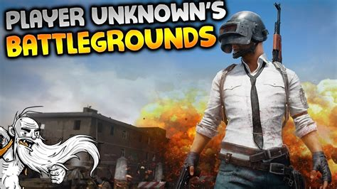 Player Unknown's Battlegrounds Gameplay