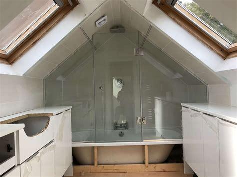 glass shower screens doors replacement stevenage glass