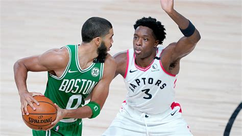 Raptors vs. Celtics score: Live NBA playoff updates as ...