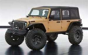 2017 Jeep Wrangler Concept - Auto Car HD