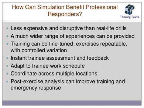simulation preparedness emergency virtual use