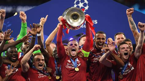 Liverpool Champions League Final 2019 Wallpapers ...