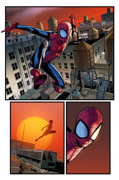 ultimate comics spider man
